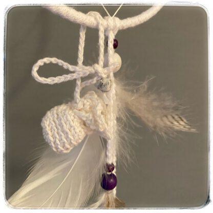 LaventeliNyytti, lisäosa unisieppariin, sisältää kuivattuja laventelin kukkia